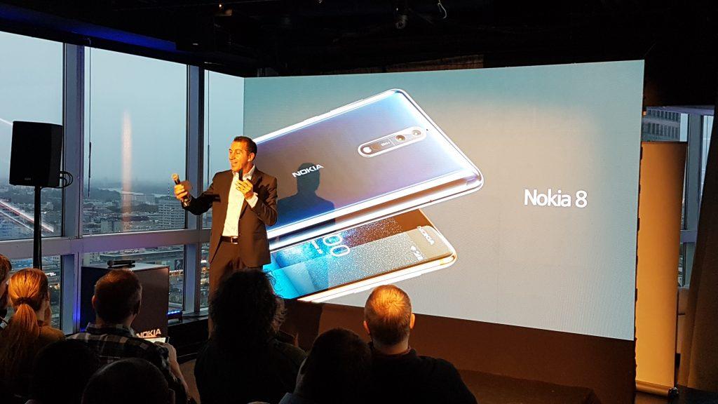 Nokia 8 Prezentacja2