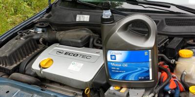 Wymiana Oleju i Filtra Oleju - Opel Astra G - Manual - APARTS.pl