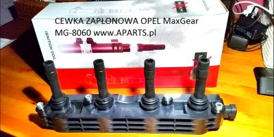 Cewka Zapłonowa Opel MaxGear - www APARTS pl