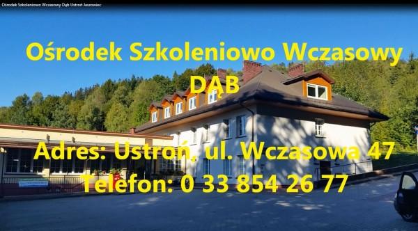 Ośrodek Szkoleniowo Wczasowy Dąb Ustroń Jaszowiec