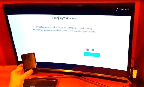 Samsung Smart TV - Jak podłączyć Mysz Bezprzewodową