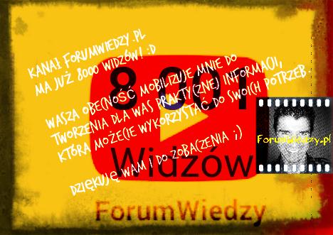 ForumWiedzy.pl kanał na YouTube