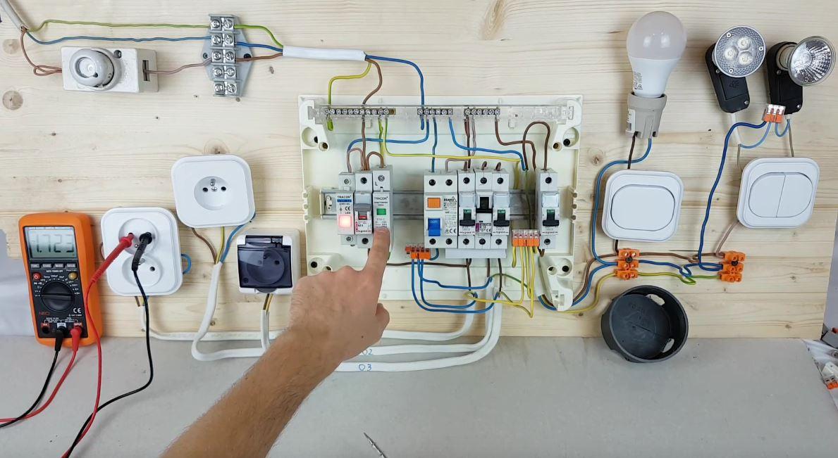 Montaż Rozdzielni Elektrycznej W Mieszkaniu Poradniki Wideo