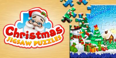 Gry świąteczne dla dzieci: puzzle