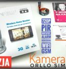 Kamera GSM Orllo SIMple 3G WiFi Recenzja test opinia