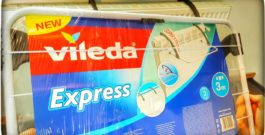 VILEDA EXPRESS suszarka na pranie Recenzja TEST – Ja to kupuję ;)